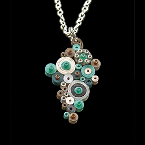 Quilled Treasures - Necklace 1