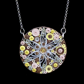 Quilled Treasures - Necklace 11
