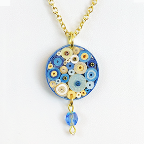 Quilled Treasures - Necklace 22