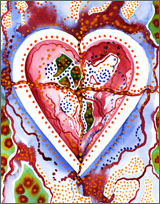 Heart Watercolor